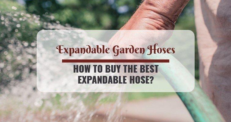 Best Expandable Garden Hose Reviews