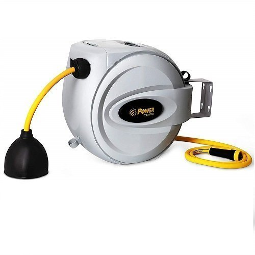 Power Products 50 feet Retractable Hose Reel