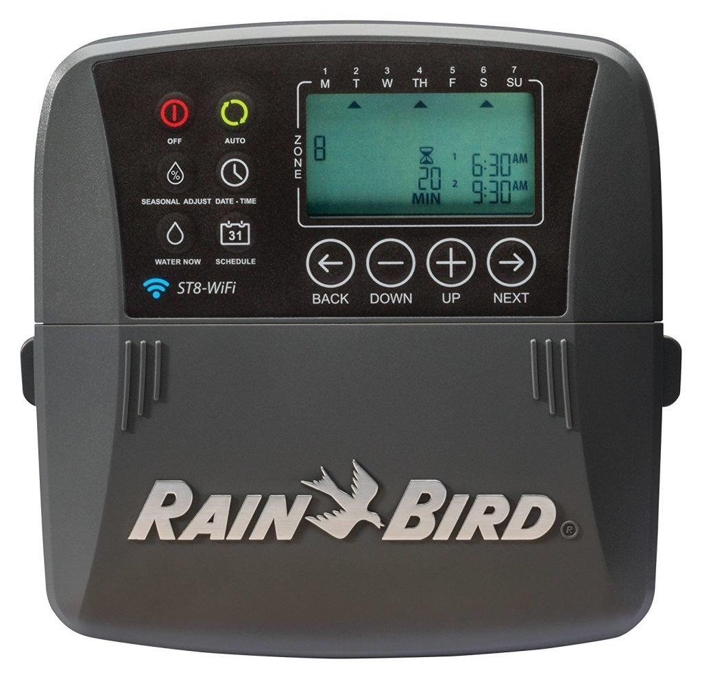 Rain Bird ST8I-WIFI Smart Indoor WiFi Sprinkler Controller