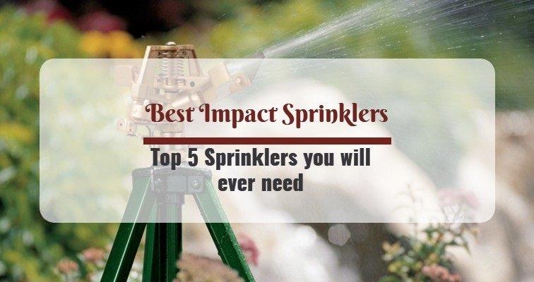 Best Impact Sprinkler