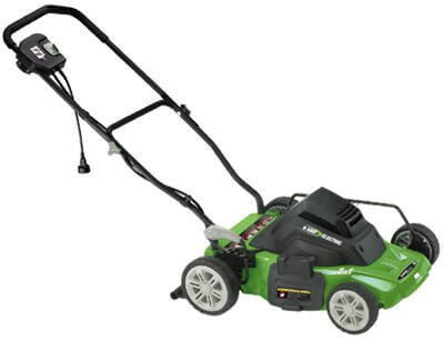 Earthwise Side Discharge/Mulching Corded Electric Lawn Mower
