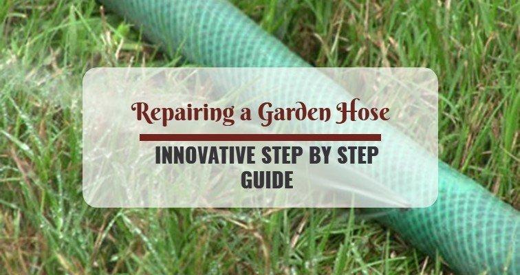 How to Repair a Garden Hose?
