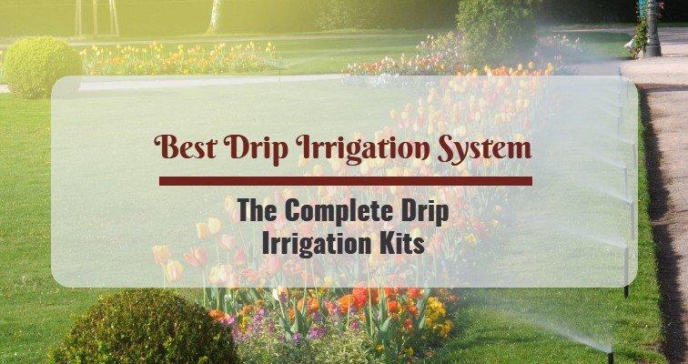 Best Drip Irrigation System | September 2019