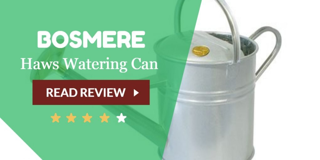 Haws Watering Can Review