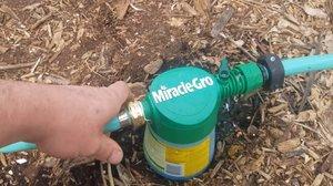 DIY Drip line Irrigation System