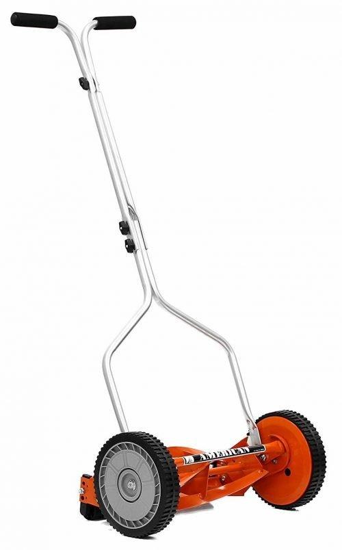 American Push Reel Lawn Mower
