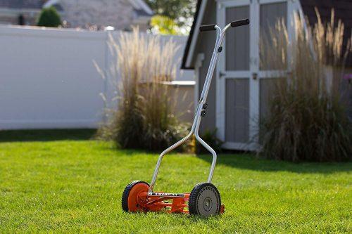 American Reel Lawn Mower Manual Push Mower