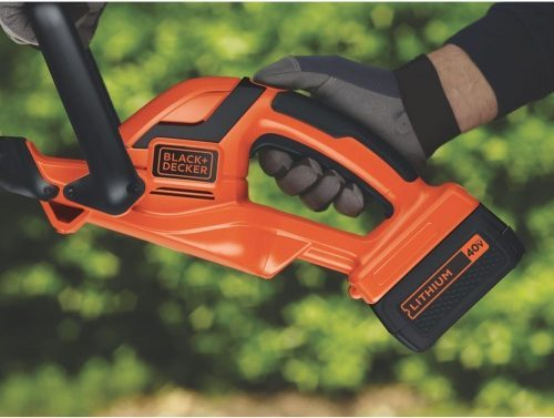 BLACK+DECKER LHT2436 40-Volt Cordless Hedge Trimmer