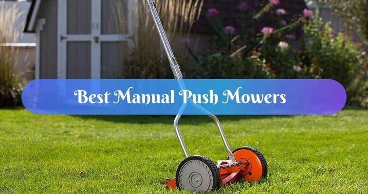 Best Manual Push Mowers