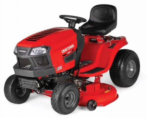 Craftsman T135 Gas Powered Riding Lawn Mower