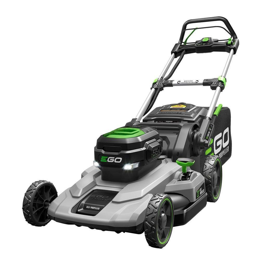 Ego Cordless Self Propelled Lawn Mower Review