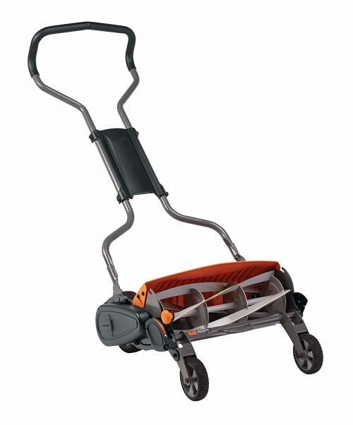 Fiskars 362050-1001 StaySharp Manual Push Mower
