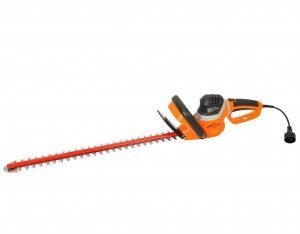 GARCARE 24 inch Corded Hedge Trimmer with Rotating Handle