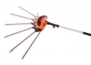 GARCARE 4.8-Amp Corded Hedge Trimmer