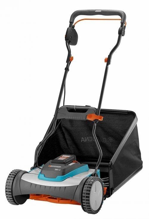 Gardena 4025-U 15-Inch Manual Push Mower