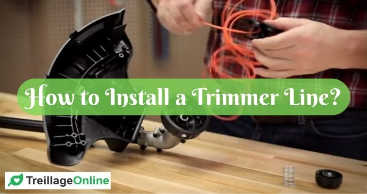 How to Install a Trimmer Line