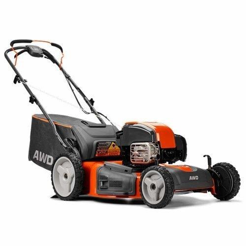 Husqvarna 22 Inch Self Propelled Lawn Mower