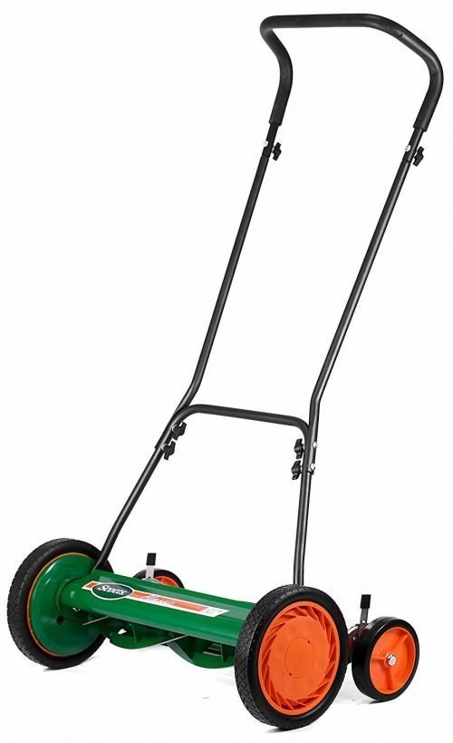 Scotts Outdoor 2000-20 Manual Push Mower