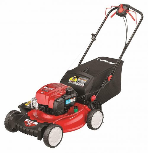 Troy-Bilt 3-in-1 Self-Propelled Lawnmower