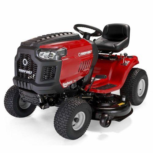 Troy-Bilt 540cc Briggs & Stratton Intek Automatic 46-Inch Riding Lawnmower