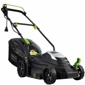 American Lawn Mower Company 50514 14-Inch 11-Amp Corded Electric Lawn Mower for Hills