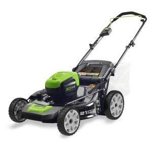 Greenworks Pro 80V 21-Inch Lawn Mower for Hills