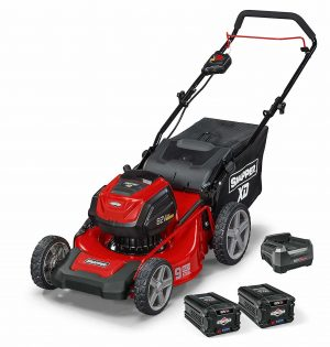 Snapper XD 82V MAX Electric Cordless 19-Inch Lawnmower for Hills