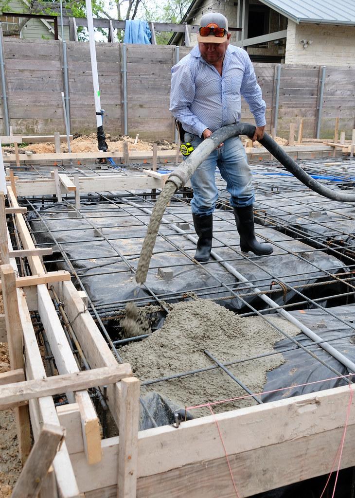 How Thick Should A Concrete Patio Be, Patio Concrete Thickness
